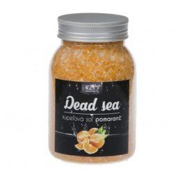 Soli z Mŕtveho mora