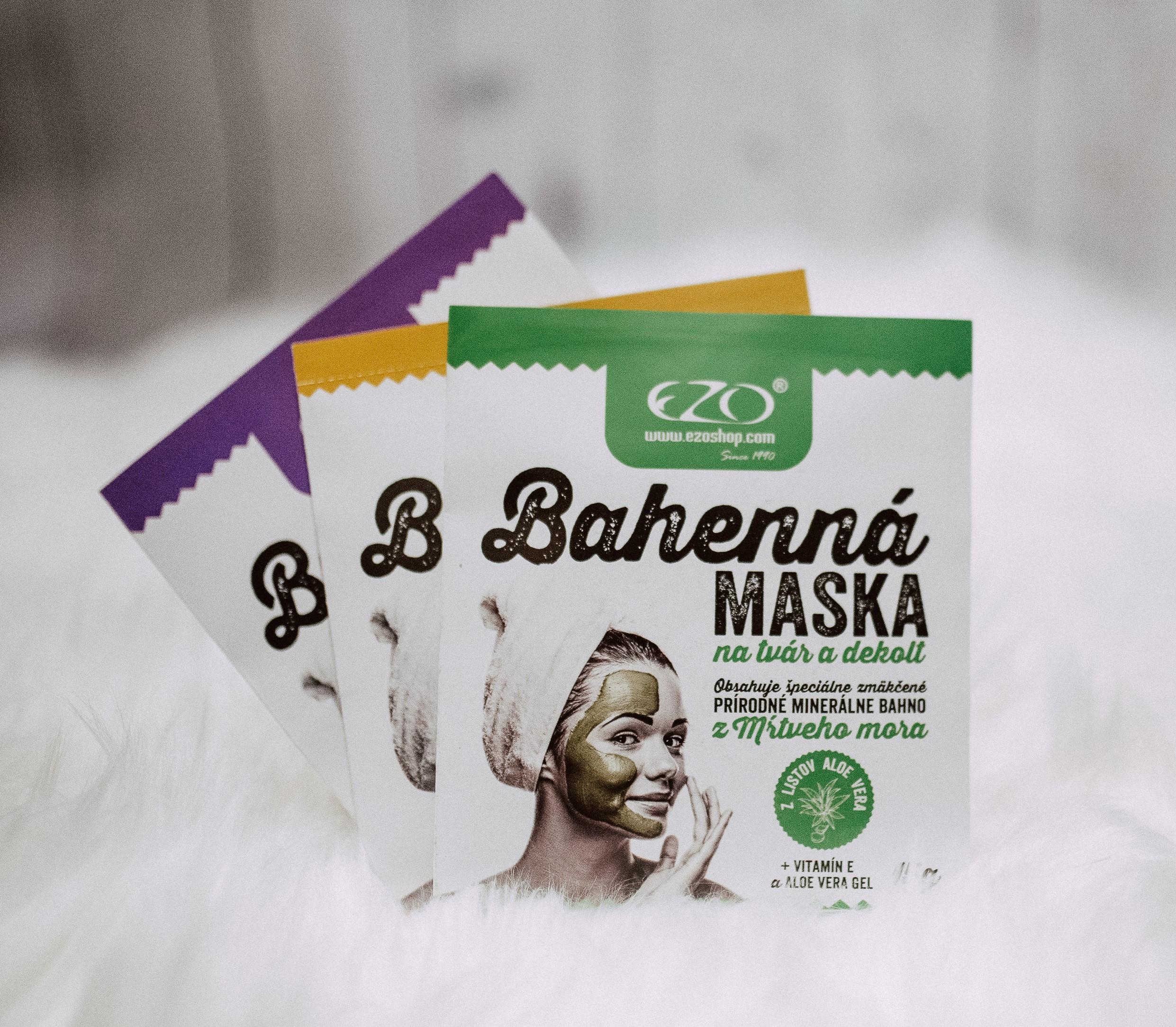 Bahenné masky