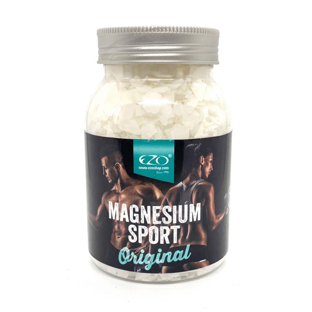 Soľ do kúpeľa magnézium sport original na bolesť svalov