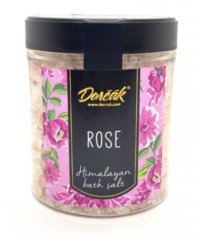 Himalájska soľ do kúpeľa ruža