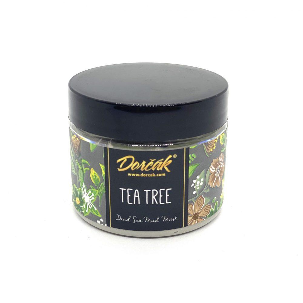 Bahenná maska z Mŕtveho mora čajovník tea tree