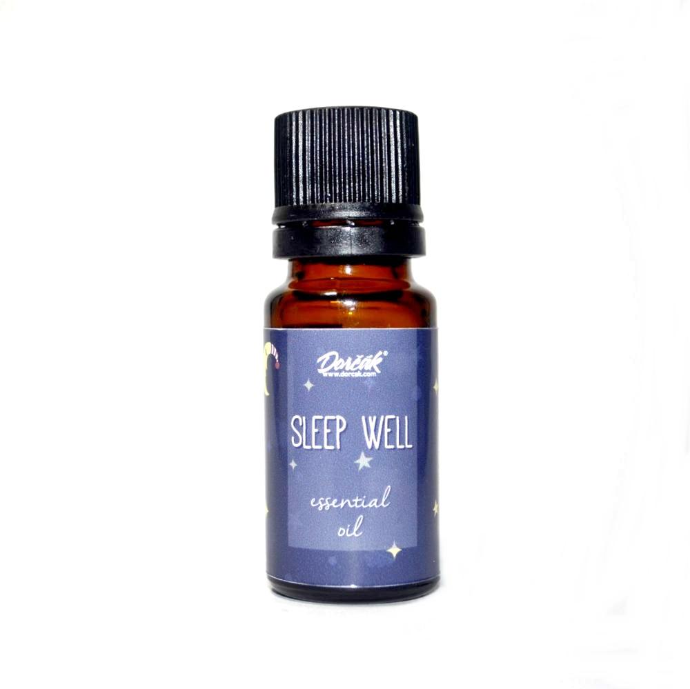 Esenciálny olej na dobrý spánok levanduľa